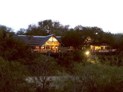 Thornybush Game Reserve, Limpopo